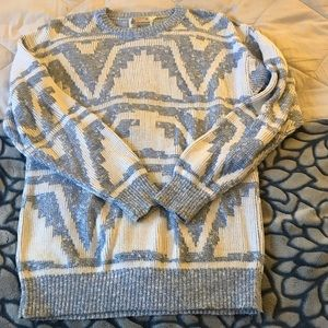 London fog vintage sweater- size m